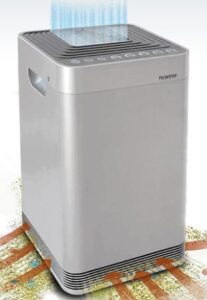 Best Air Purifier for Pollen Allergies Canada - NuWave OxyPure Large Area Smart Air Purifier