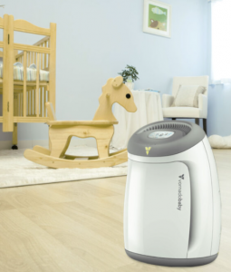 Are air purifiers safe for babies - Vornadobaby Purio Nursery True HEPA Air Purifier